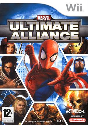 Marvel Ultimate Alliance sur Wii