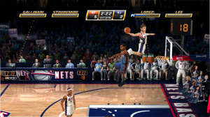 Images et vidéos de NBA Jam