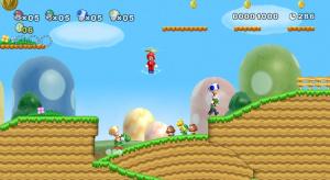 New Super Mario Bros Wii - E3 2009