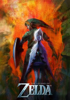 E3 2009 : Première image du nouveau Zelda Wii !