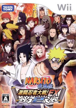 Naruto Shippuden : Gekitou Ninja Taisen ! EX 2 sur Wii