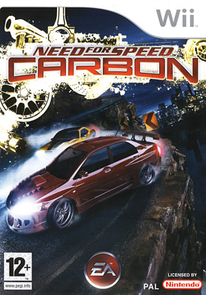 Need for Speed Carbon sur Wii
