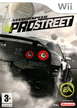 Need for Speed ProStreet sur Wii