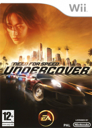 Need for Speed Undercover sur Wii