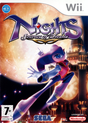 Nights : Journey Of Dreams sur Wii