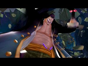 One Piece Unlimited Cruise accoste en Europe