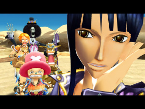 One Piece Unlimited Cruise : Episode 2 en quelques mots