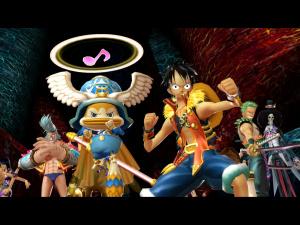 One Piece Unlimited Cruise : Episode 2 en quelques mots