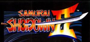 Samurai Shodown II sur Wii