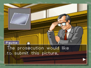 Images de Phoenix Wright : Ace Attorney : Justice for All