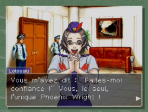Phoenix Wright : Ace Attorney : Justice for All