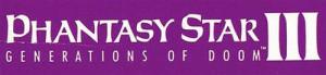 Phantasy Star III : Generations of Doom
