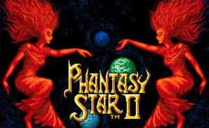 Phantasy Star II sur Wii
