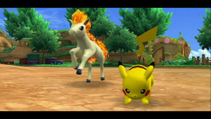 E3 2010 : Images de PokéPark Wii