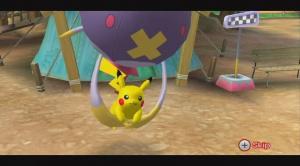 Les mini-jeux de PokéPark Wii : La grande Aventure de Pikachu