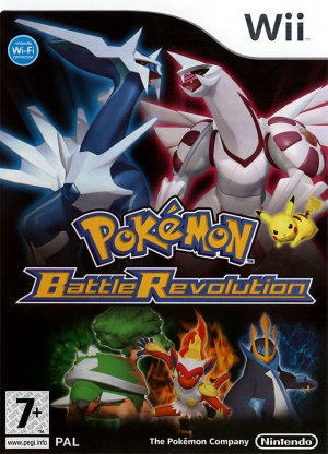 Pokémon Battle Revolution sur Wii