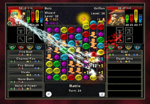 Images :  Puzzle Quest - Challenge Of The Warlords