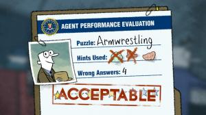 Telltale annonce Puzzle Agent