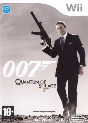 007 : Quantum of Solace sur Wii