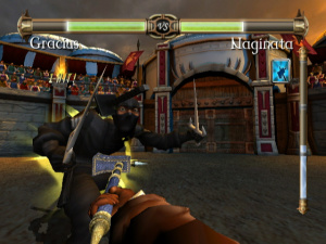 Images de Rage of The Gladiator