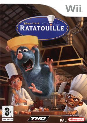 Ratatouille sur Wii
