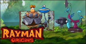 Jaquette de Rayman Origins - E3 2011 sur Wii