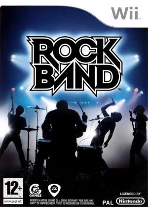 Rock Band sur Wii