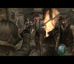 Resident Evil 4 Wii sur la toile