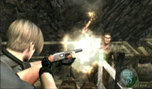 Images : Resident Evil 4 se wiiwiifie