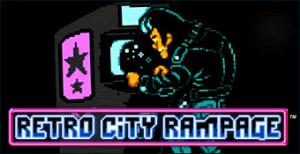 Jaquette de Retro City Rampage sur Wii