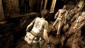 Images : Resident Evil Umbrella Chronicles serre les dents