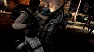 Images : Resident Evil The Umbrella Chronicles