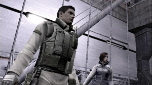 Images : Resident Evil : The Umbrella Chronicles