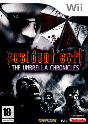 Resident Evil : The Umbrella Chronicles sur Wii