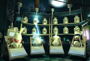 UbiDays 2007 : Images : Rayman Contre Les Lapins Cretins 2