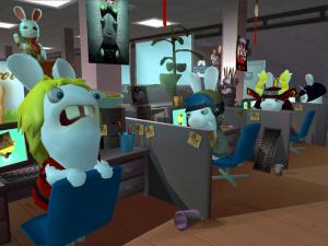 E3 2007 : Rayman Contre Les Lapins Encore Plus Crétins