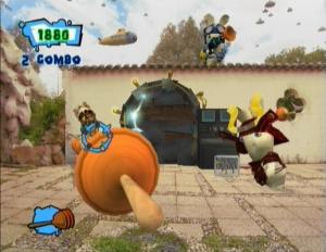 Rayman Contre Les Lapins Encore Plus Cretins