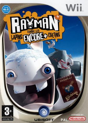 Rayman contre les Lapins encore plus Crétins sur Wii