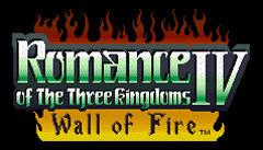 Romance of the Three Kingdoms IV : Wall of Fire sur WiiU