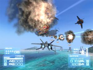 Présentation Rebel Raiders sur Wii : réaction et action