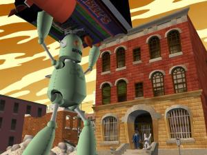 Images Sam & Max Saison 2 sur Wii