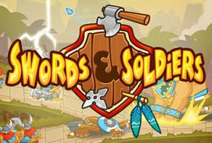 Swords & Soldiers sur Wii