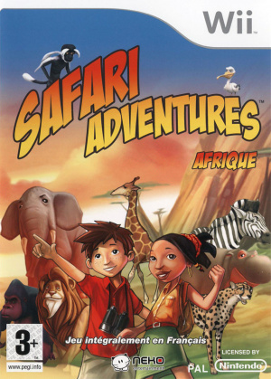 Safari Adventures : Afrique sur Wii