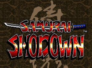 Samurai Shodown sur Wii