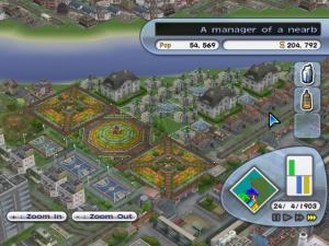 Sim City arrive en force chez Nintendo