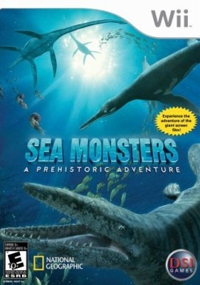 Sea Monsters : A Prehistoric Adventure sur Wii