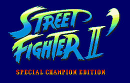 Street Fighter II' : Special Champion Edition