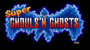 Super Ghouls'n Ghosts sur Wii