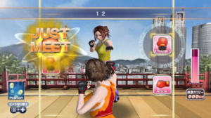 Shape Boxing 2 : Enjoy Diet sur Wii