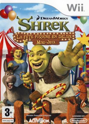 Shrek : La Fête Foraine en Délire : Mini-Jeux sur Wii